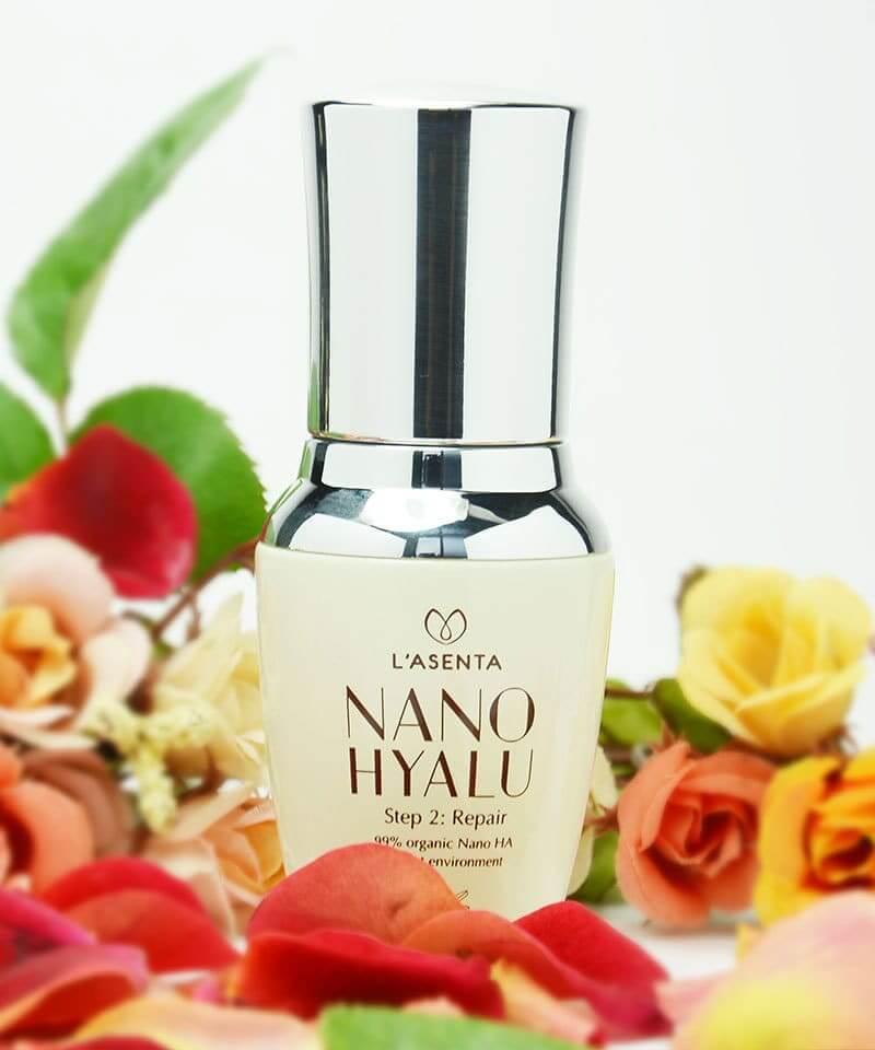 Serum cấp nước Nano Hyalu giúp da mềm, mịn, hạn chế tiết dầu