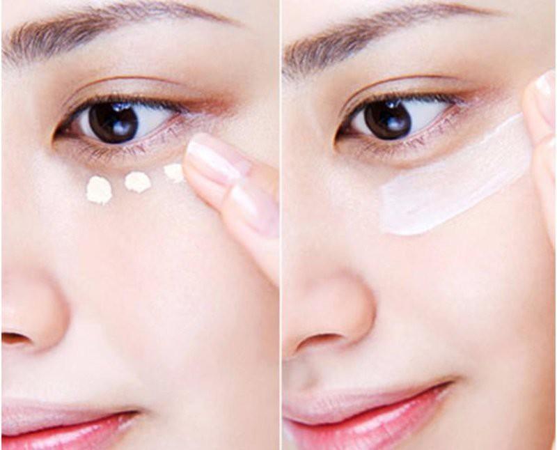 Chăm sóc da mắt cần hiểu đúng và áp dụng đúng.